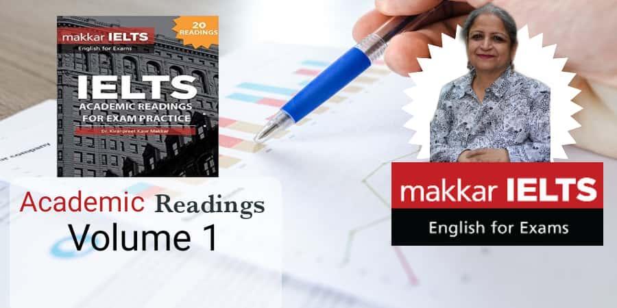 Makkar IELTS academic reading volume one free download