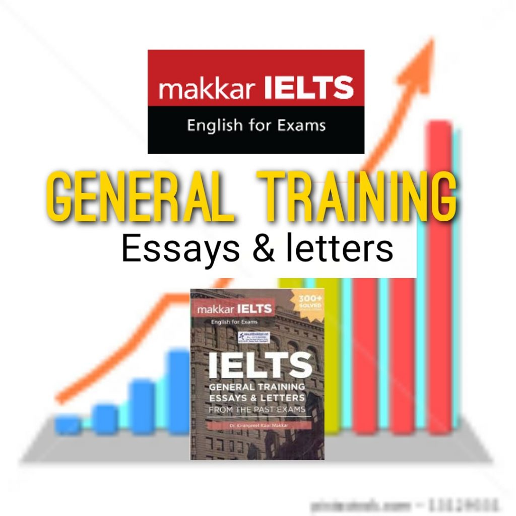 IELTS general training essays and letters  from past exams
