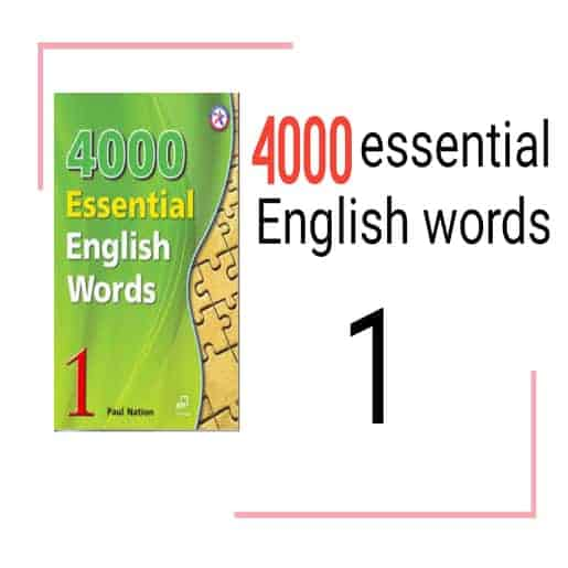 4000 Essential English words 1, ebook download