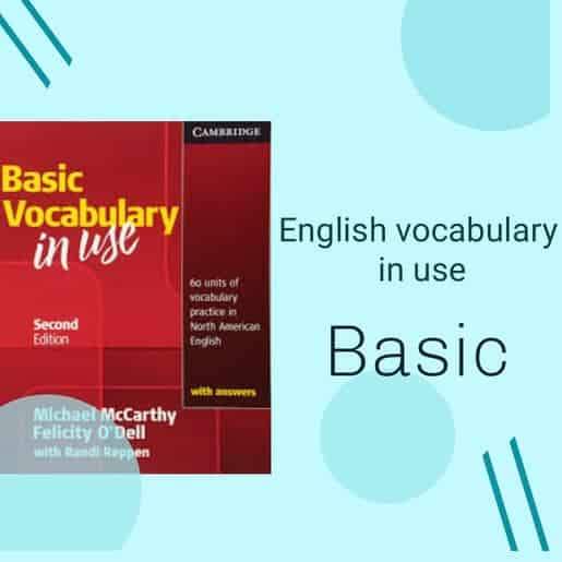 English vocabulary in use Basic: Download ebook.