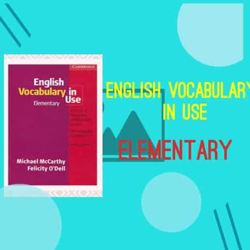 English vocabulary in use elementary: Download ebook.