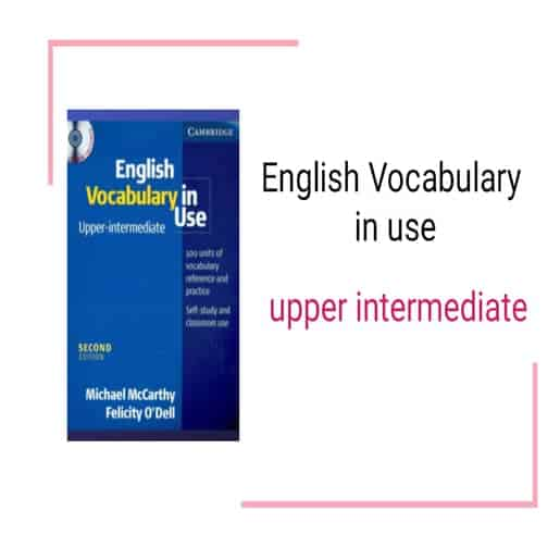 English vocabulary in use upper intermediate: download pdf