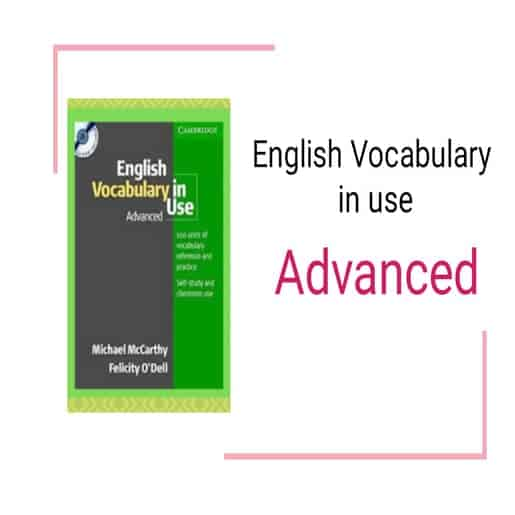 English vocabulary in use Advanced: download ebook