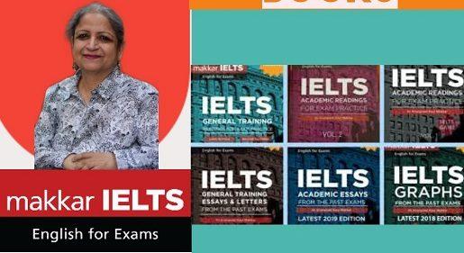 Makkar IELTS all books Download