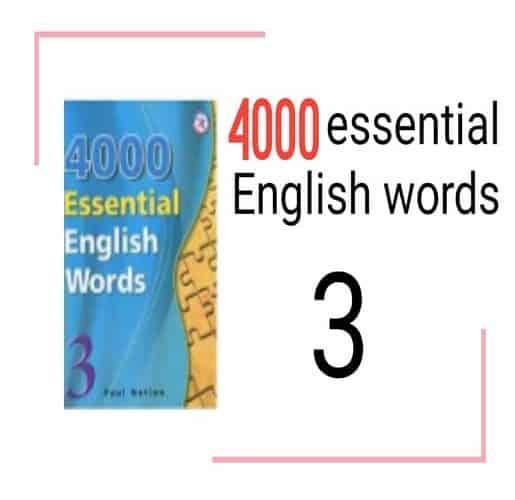 4000 essential English words 3, Download ebook