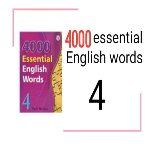 4000 Essential English words 4, Download pdf