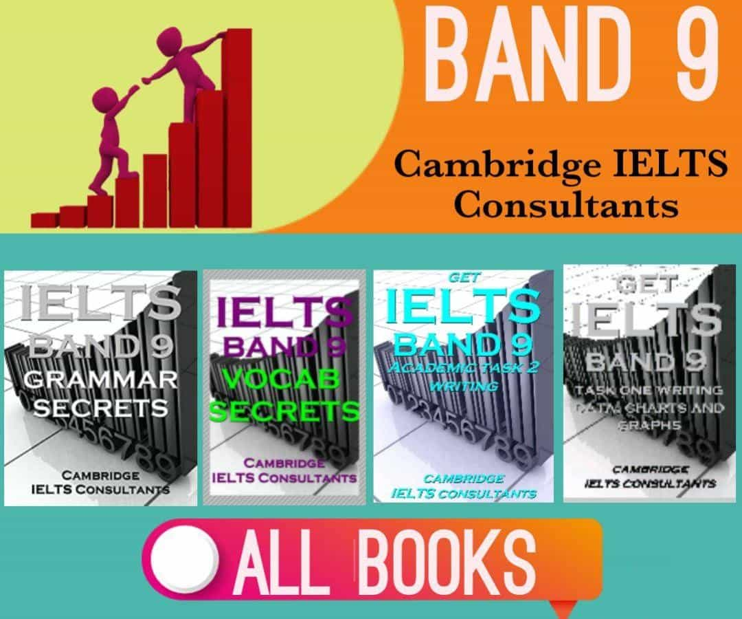 Get IELTS Band 9 All Books Download pdf
