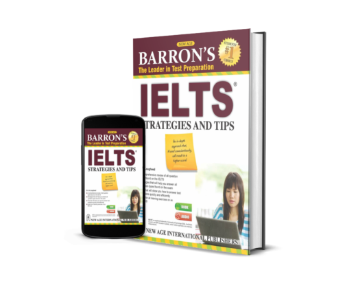 Barron's IELTS Strategies and tips | Download pdf and Audio