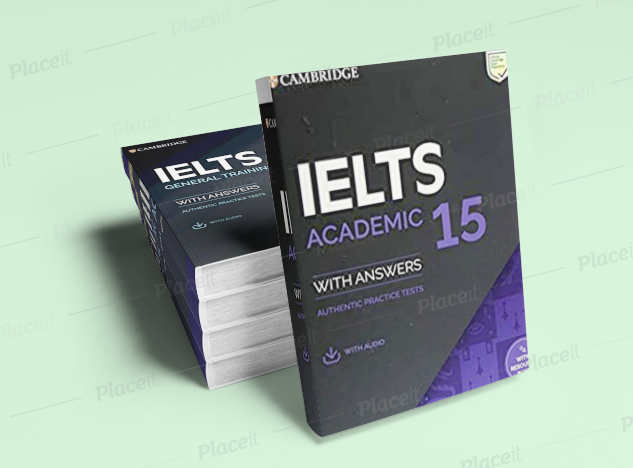 Cambridge IELTS 1 to 15 Books | Download pdf + Audio