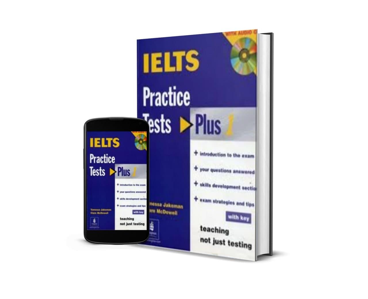 IELTS PRACTICE TESTS PLUS 1,2,3  | DOWNLOAD PDF + AUDIO |