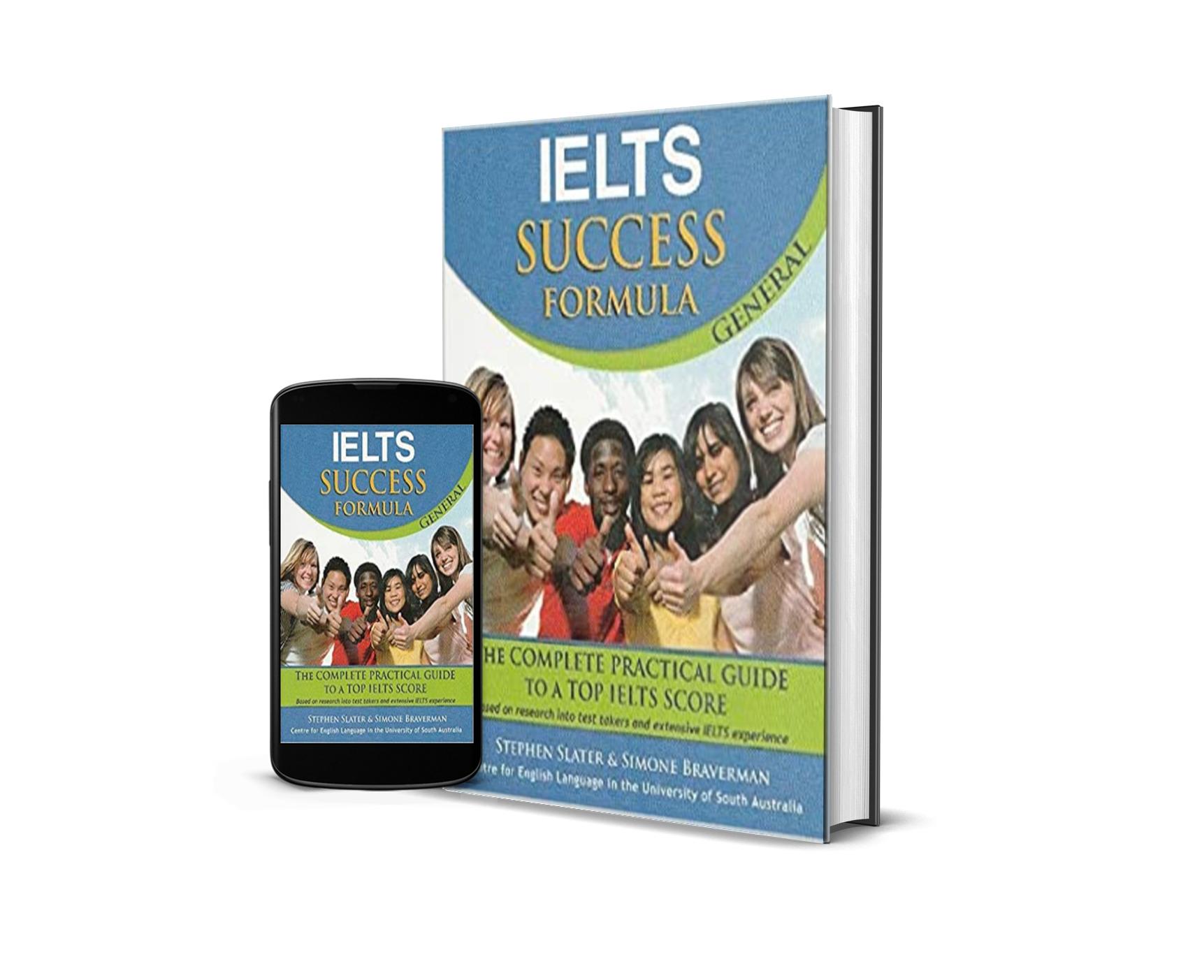 IELTS SUCCESS FORMULA | GENERAL | Ebook download